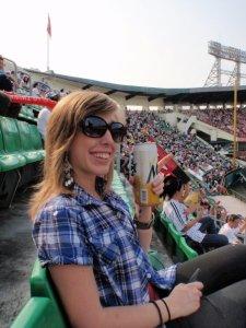baseball game on july 4